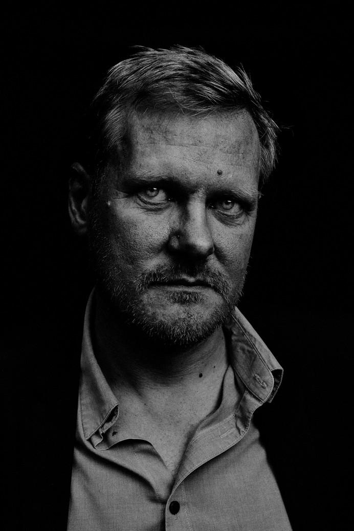 Kasper Bech Holten. Managing director for the Royal Danish Theatre. Shot for Zetland