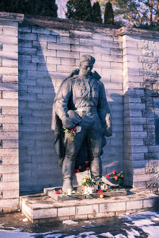 In April 2007 violent demonstrations erupted in Tallinn because the government decided to move a Soviet military monument, the Bronze soldier, from its location in the center of the city to a military cemetery on the outskirts of the city. The ethnic Estonians saw the monument as a symbol of the Soviet occupation, while the ethnic Russians saw it as a symbol of victory over the Nazis in the Second World War. The demonstrations lasted for three consecutive nights. One person died and more than a thousand people were arrested.