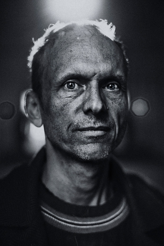German artist Julian Rosenfeldt. Shot for Weekendavisen.