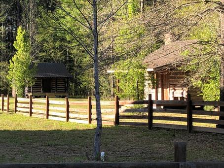 1865 Still-Kirksey and 1872 Rynder Log Cabins