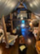 Bozeman Barn interior