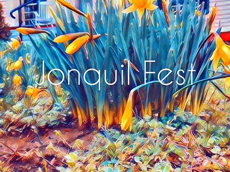 Come See Us At the Jonquil Festival March 20-22, 2020 - CANCELLED DUE TO COVID-19!!!