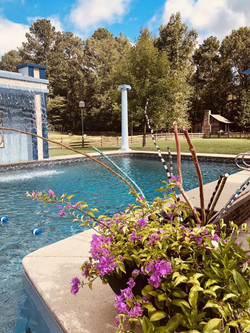 Coulter Farmstead Pool