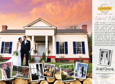 New Venue Alert from Arkansas Bride Magazine