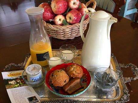 Breakfast at the Farm!