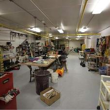 Maintenance Shop & Storage