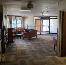 Lobby/front entrance