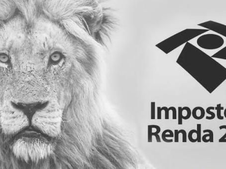 Prorrogado para o dia 31 de maio de 2021 o prazo de entrega da Declaração de IRPF