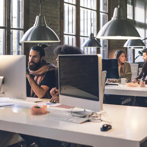 6 great moves to stay active at your work desk