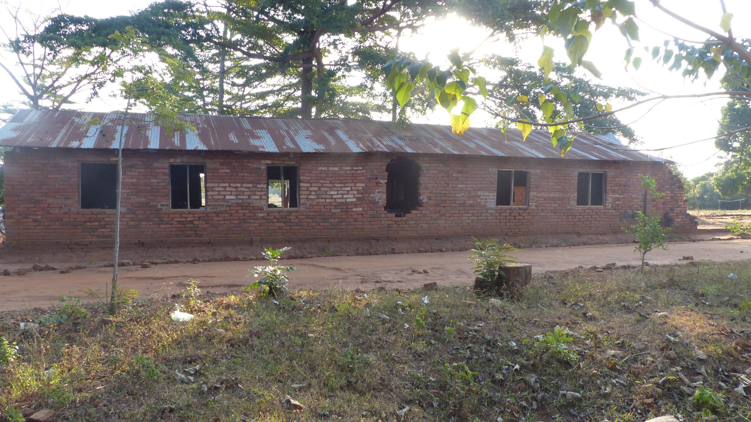 2016年 Kabula学校