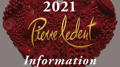 2021年ホワイトデー出展情報
