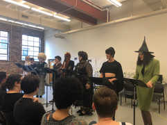 The Cast of Basic Witches
