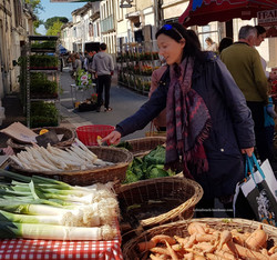 french market village