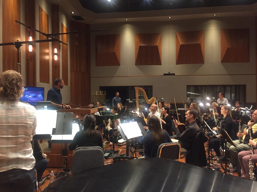 Danny recently completed the 2016 BMI Conductor's Workshop, taught by conductor/composer Lucas R