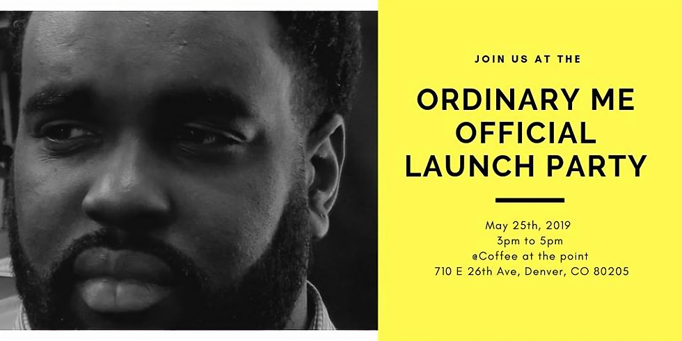 Ordinary ME Official Launch Party