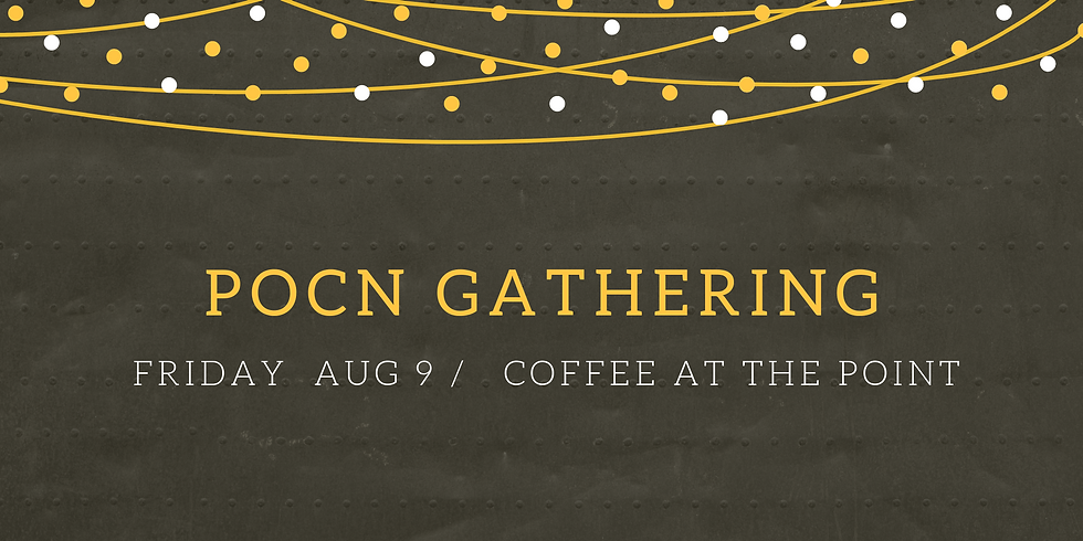 Professionals of Color Network (POCN) Monthly Gathering