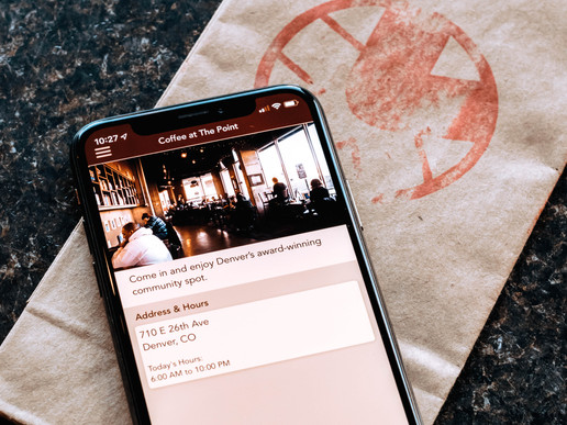 NEW Ordering App!