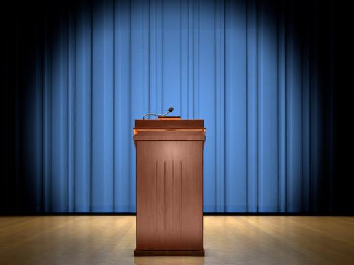 Presidential Debate Party