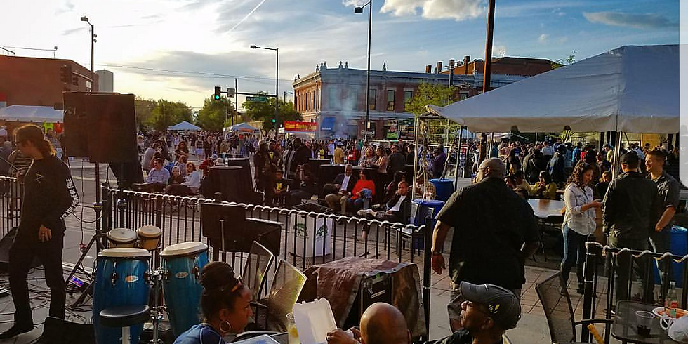 2018 Five Points Jazz Festival