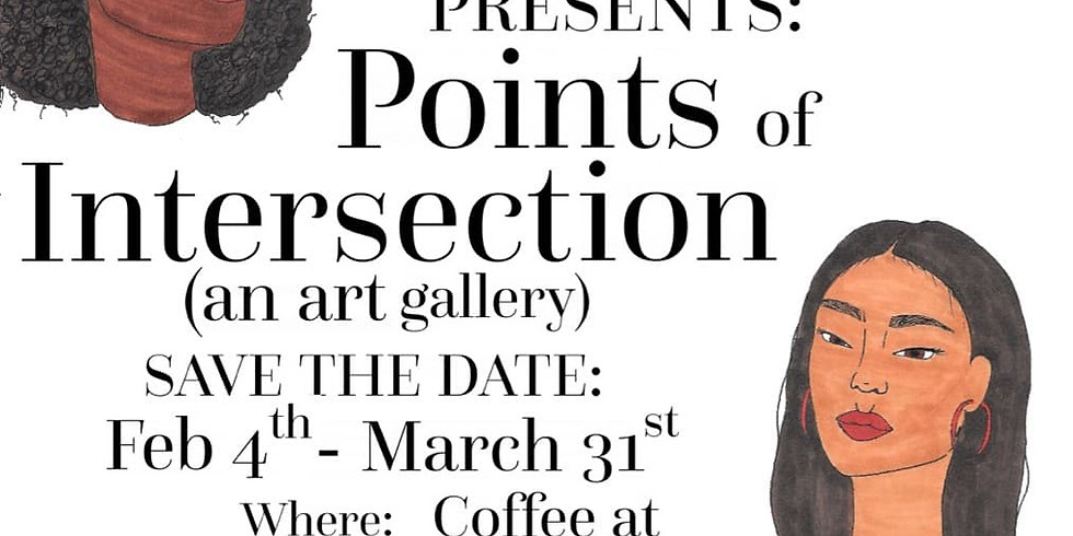Meet The Artists - Points of Intersection