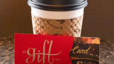 Show Your Love with a Gift Card