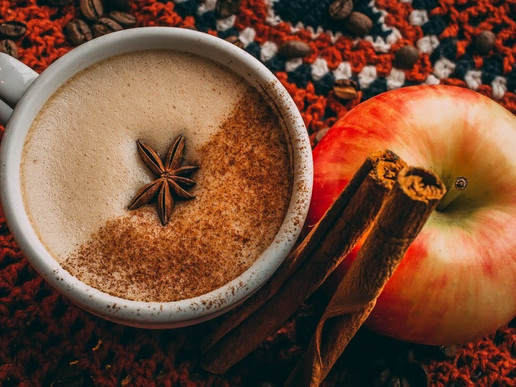 Apple Cinnamon Cortado