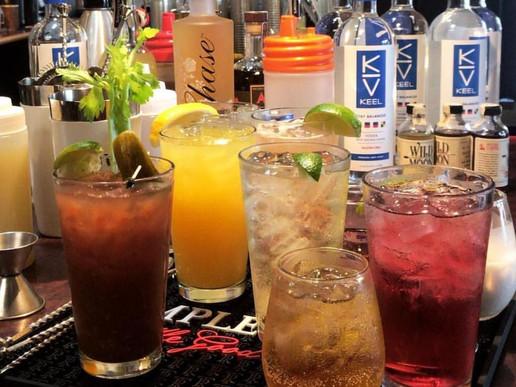 Keel Vodka Cocktails