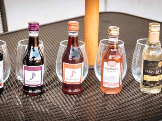 New Single-Serve Wines