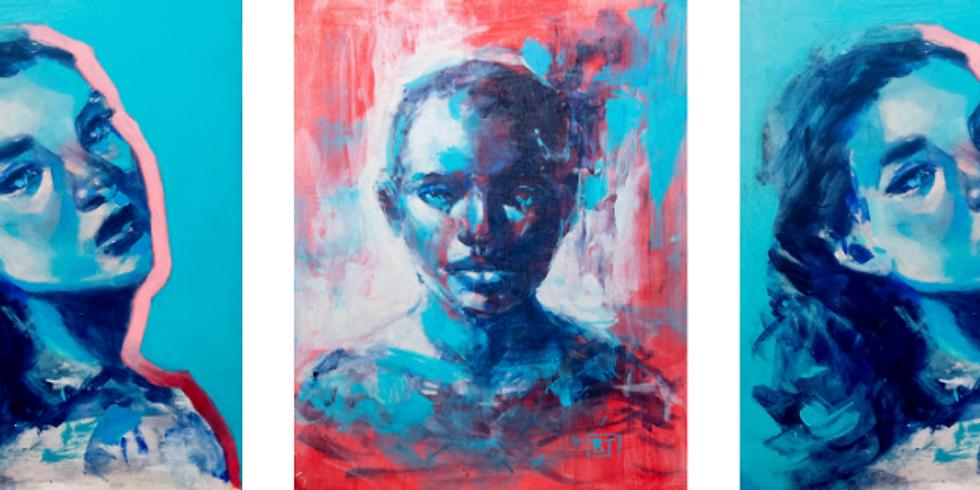 Meet The Artist - Brigitte Thompson