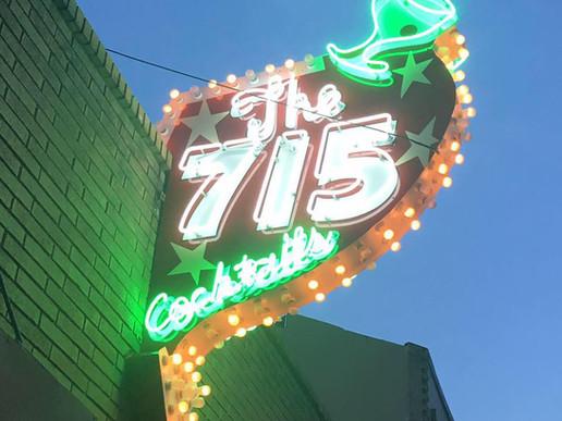 New Neighbor – 715 Club