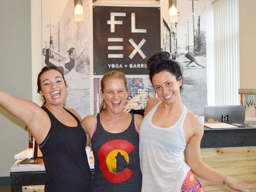 FLEX Yoga + Barre Discount