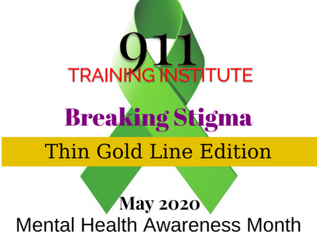 9-1-1 Stories for Mental Health Awareness Month