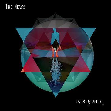 The New Album Cover Tyler August Music