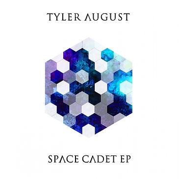 Space Cadet Album Cover Tyler August Music EP