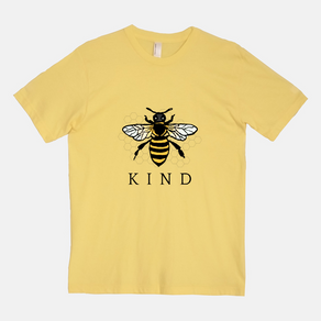 Bee Kind Adults T-Shirt