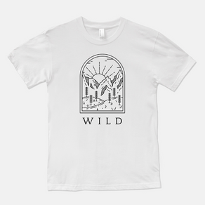 Wild Adults T-Shirt