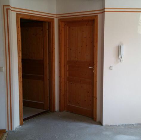 Anstrich Wohnzimmer