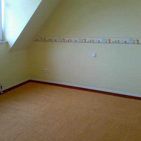 Neugestalltung Kinderzimmer