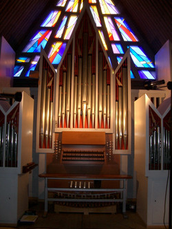 Orgel Auferstehungskirche