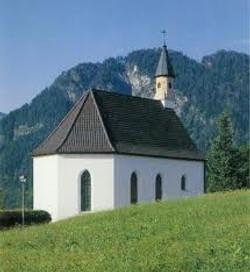 Kapelle am Friedhof