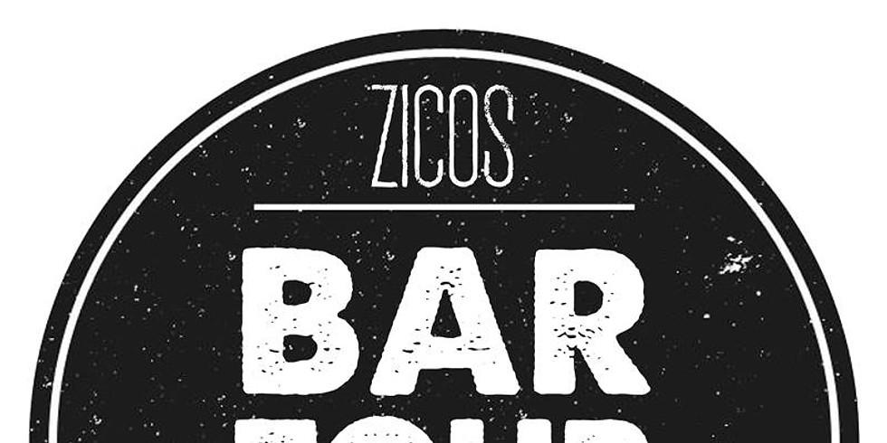 Zicos Bar Tour 29 Mai 2019