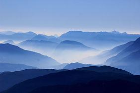 Mountain meditation poetry