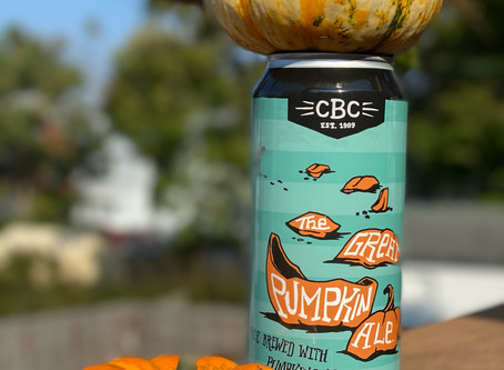 Fifty Four: The Great Pumpkin Ale