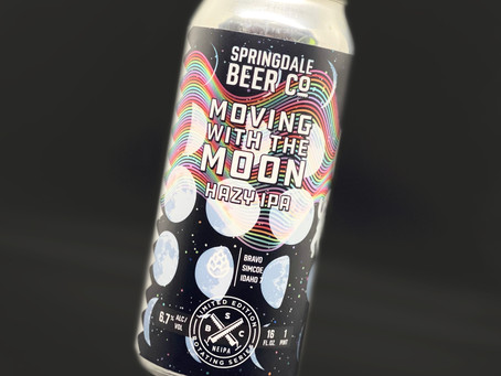 Eighty Eight: Moving with the Moon IPA