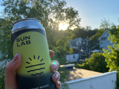 Eighty Five: A Different Buzzzz IPA