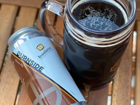 Forty: Burnside Brown Ale