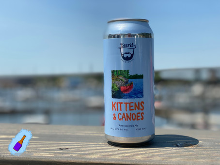Eighty Four: Kittens & Canoes Pale Ale
