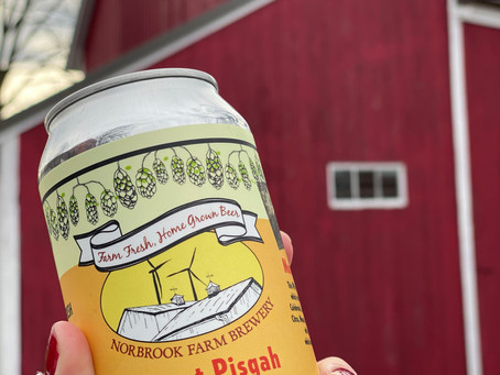 Sixty Four: Mount Pisgah IPA