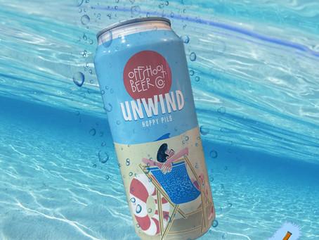 Seventy: Unwind Hoppy Pilsner