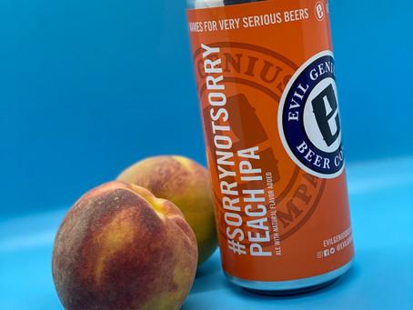 Seventy One: #SORRYNOTSORRY Peach IPA